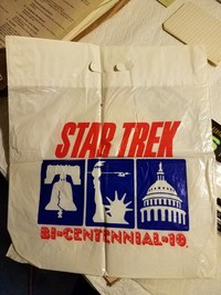 1976 Con Swag bag